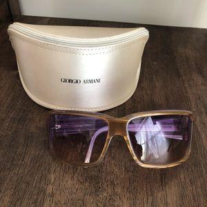 Authentic Giorgio Armani Sunglasses with Case